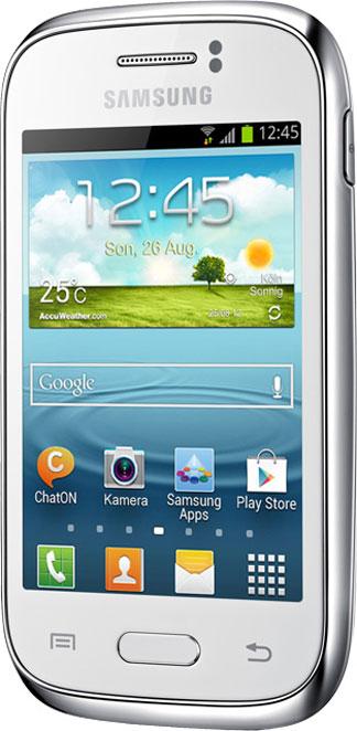 Samsung Galaxy Young Bild 3