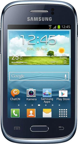 Samsung Galaxy Young Bild 4