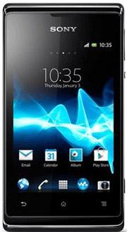 Sony Ericsson Xperia E