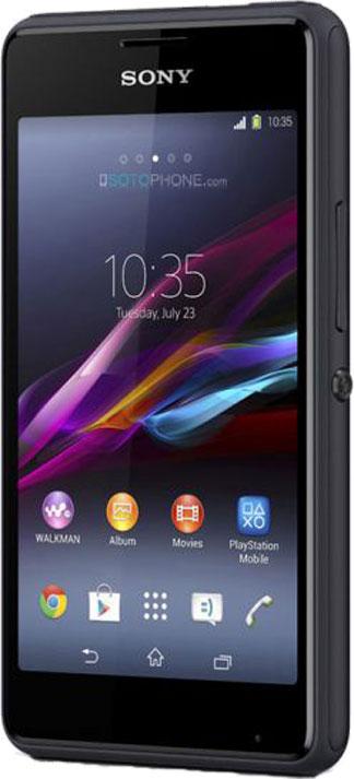 Sony Ericsson Xperia E1 Bild 2