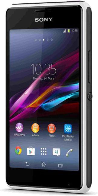 Sony Ericsson Xperia E1 Bild 4