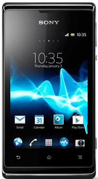 Sony Ericsson Xperia E Bild 2