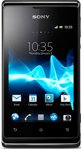 Sony Ericsson Xperia E Dual Bild 2