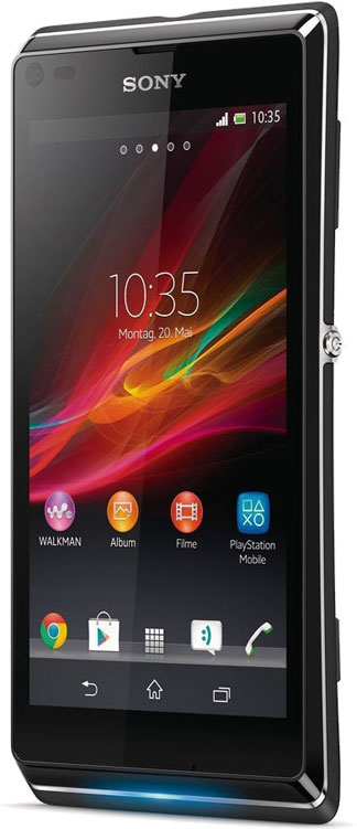 Sony Ericsson Xperia L Bild 2