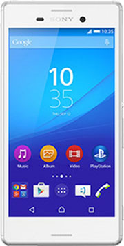 Sony Ericsson Xperia M4 Aqua