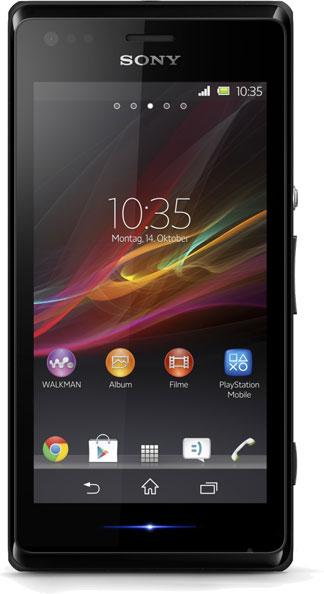 Sony Ericsson Xperia M Bild 2
