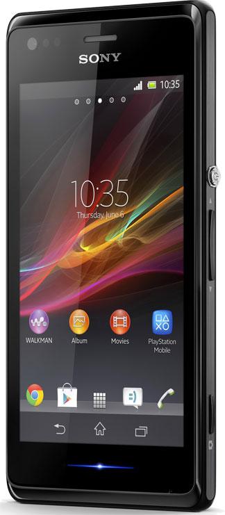 Sony Ericsson Xperia M Bild 3