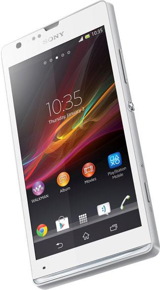 Sony Ericsson Xperia SP Bild 4
