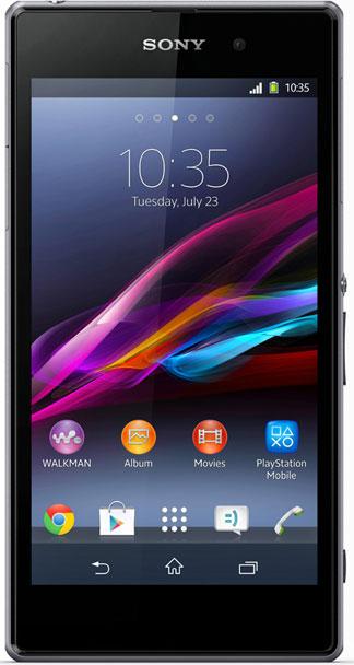 Sony Ericsson Xperia Z1 Bild 2