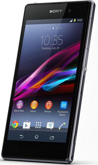 Sony Ericsson Xperia Z1 Bild 3