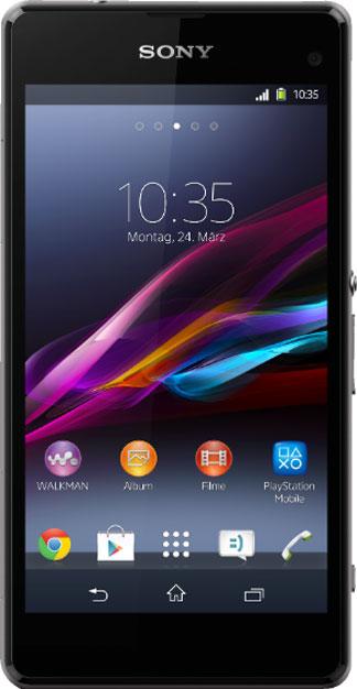 Sony Ericsson Xperia Z1 Compact Bild 2