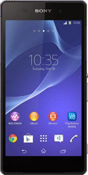 Sony Ericsson Xperia Z2