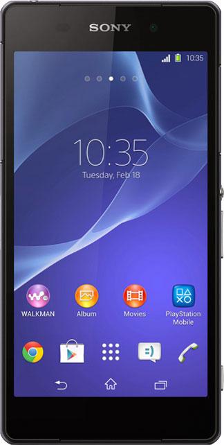 Sony Ericsson Xperia Z2 Bild 2