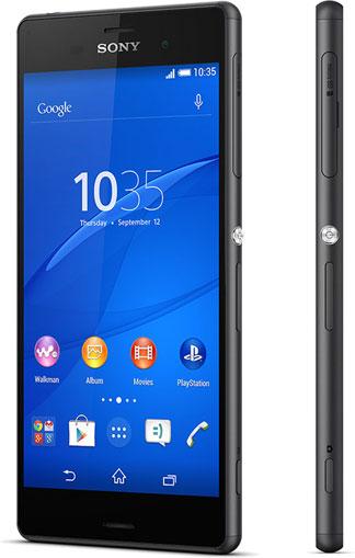 Sony Ericsson Xperia Z3 Bild 3