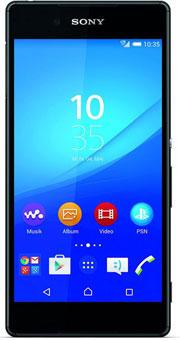 Sony Ericsson Xperia Z3 plus