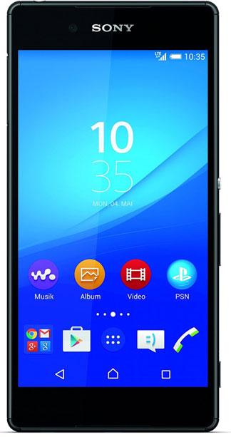 Sony Ericsson Xperia Z3 plus Bild 2