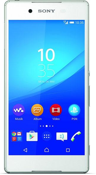 Sony Ericsson Xperia Z3 plus Bild 4