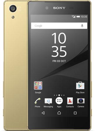 Sony Ericsson Xperia Z5 Bild 5