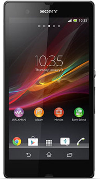 Sony Ericsson Xperia Z Bild 2