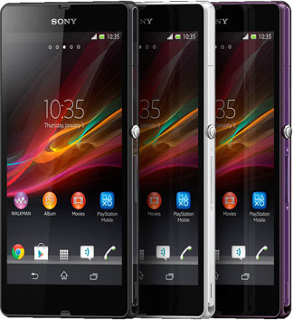 Sony Ericsson Xperia Z Bild 3