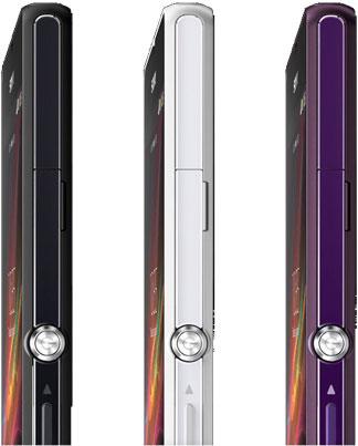 Sony Ericsson Xperia Z Bild 4