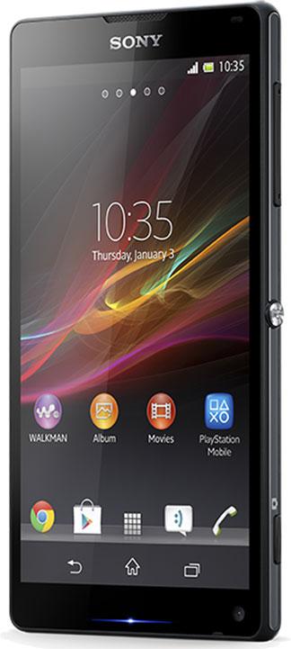 Sony Ericsson Xperia ZL Bild 2