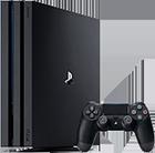 Bundle aus Handy und Sony PlayStation 4 Pro