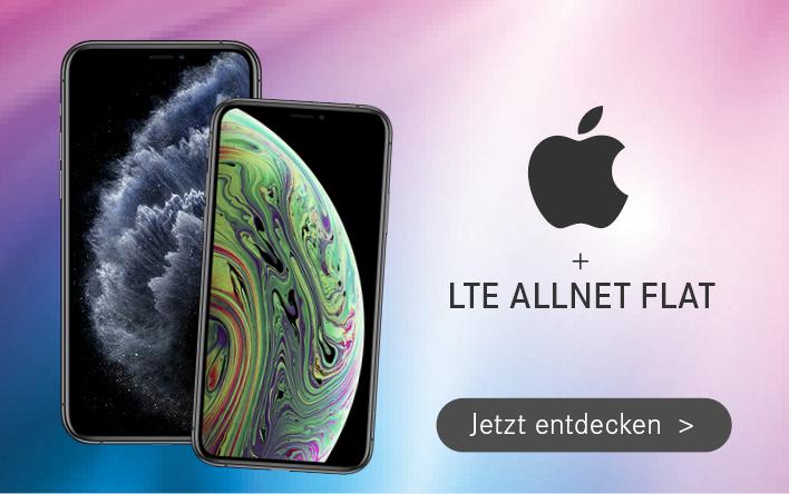iPhone mit Allnet Flatrate