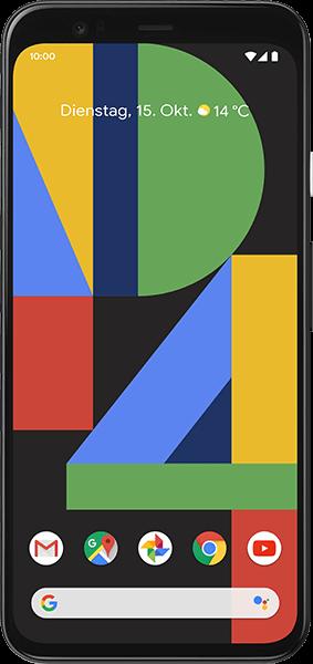Google Pixel 4 mit Allnet Flatrate
