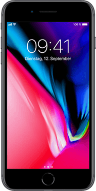Apple iPhone 8 Plus mit Allnet Flatrate