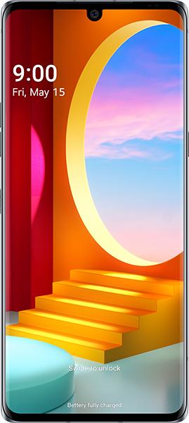 LG Velvet 5G mit Allnet Flatrate