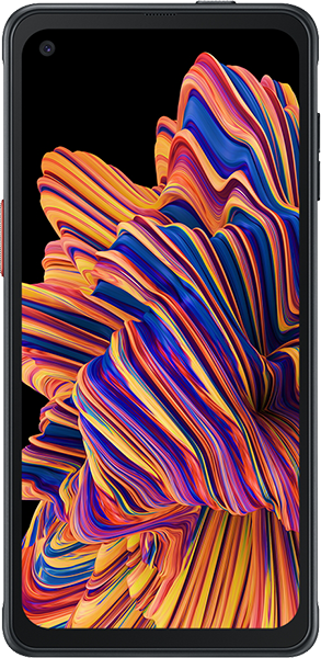 Samsung Galaxy XCover Pro mit Allnet Flatrate