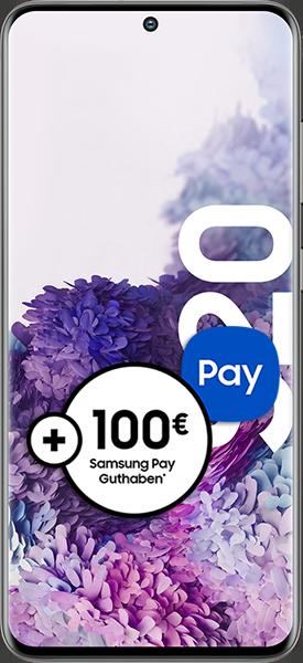 Samsung Galaxy S20 4G mit Allnet Flatrate