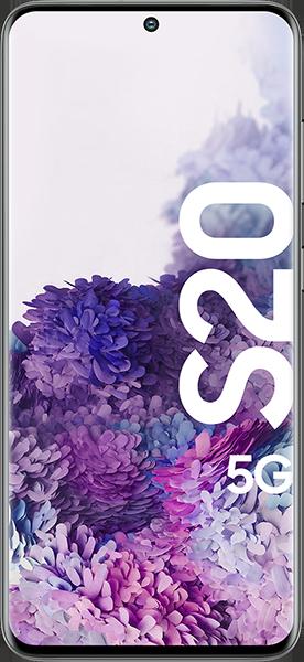 Samsung Galaxy S20 5G mit Allnet Flatrate
