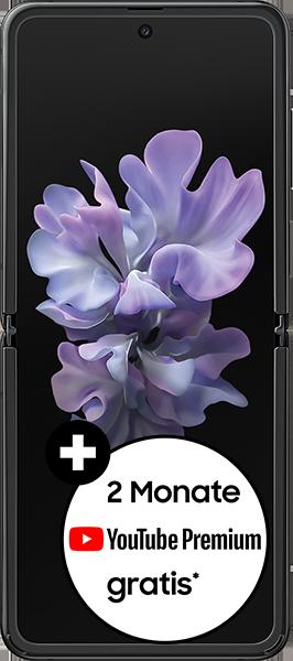 Samsung Galaxy Z Flip mit Allnet Flatrate