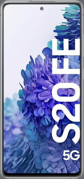 Samsung Galaxy S20 FE 5G mit Allnet Flatrate