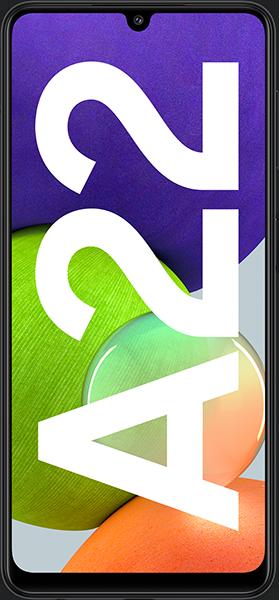 Samsung Galaxy A22 mit Allnet Flatrate