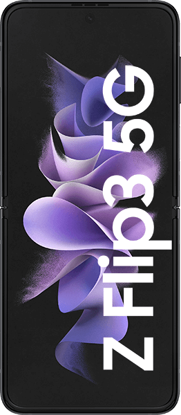 Samsung Galaxy Z Flip3 mit Allnet Flatrate