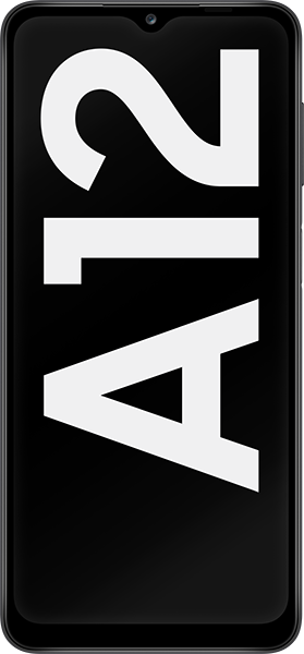 Samsung Galaxy A12 mit Allnet Flatrate