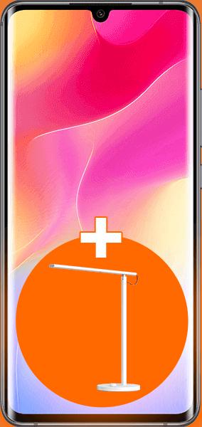 Xiaomi Mi Note 10 lite mit Allnet Flatrate