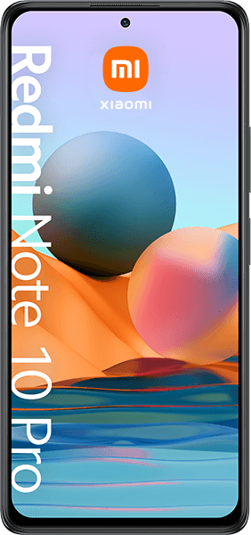Xiaomi Redmi Note 10 Pro mit Allnet Flatrate